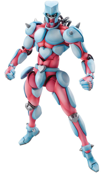 JoJo's Bizarre Adventure Part 4: Diamond is Unbreakable Crazy Diamond Action Figure