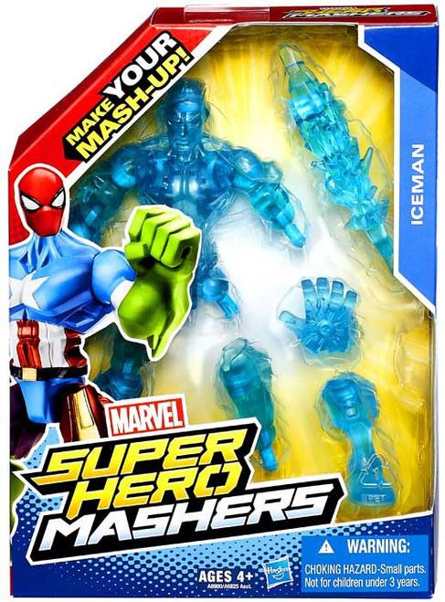 Marvel Super Hero Mashers Iceman Action Figure