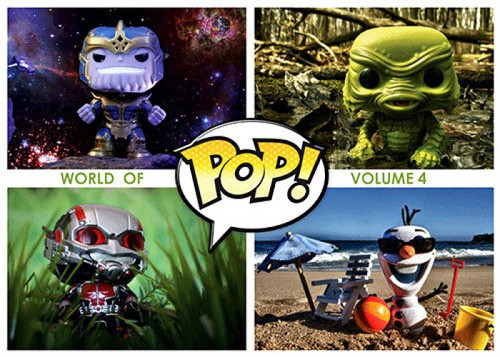 Funko POP! Books World of POP Book