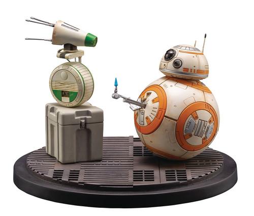 loose Disney Star Wars The Force Réveille BB-8 2-Inch PVC Figure