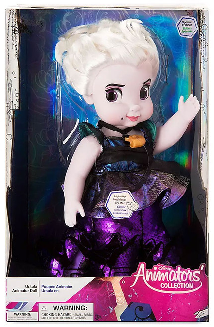 Disney Princess The Little Mermaid Animators' Collection Ursula Exclusive 16-Inch Doll