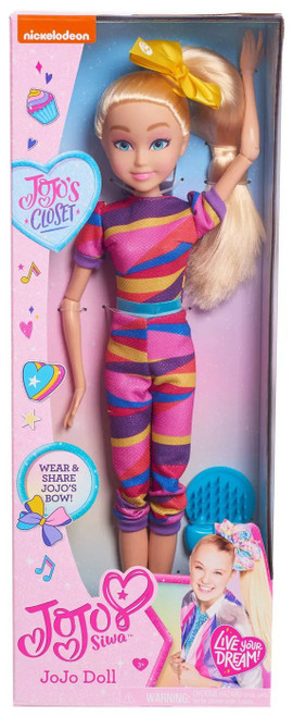 Nickelodeon Live Your Dream JoJo Siwa Exclusive Doll