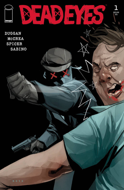 Image Comics Dead Eyes #1 Comic Book [Phil Noto Variant Cover]