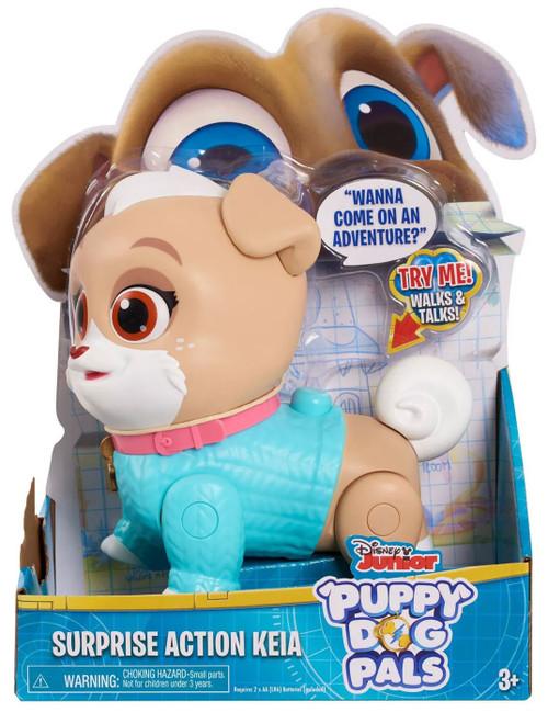 Disney Junior Puppy Dog Pals Keia Surprise Action Figure