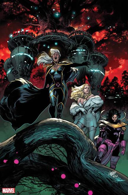 Marvel Comics House of X #6 Comic Book [Pepe Larraz Virgin Variant Cover]