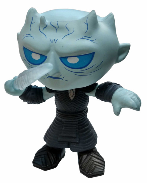 Funko Game of Thrones Series 4 Night King Exclusive 1/12 Mystery Minifigure [Throwing Spear Loose]