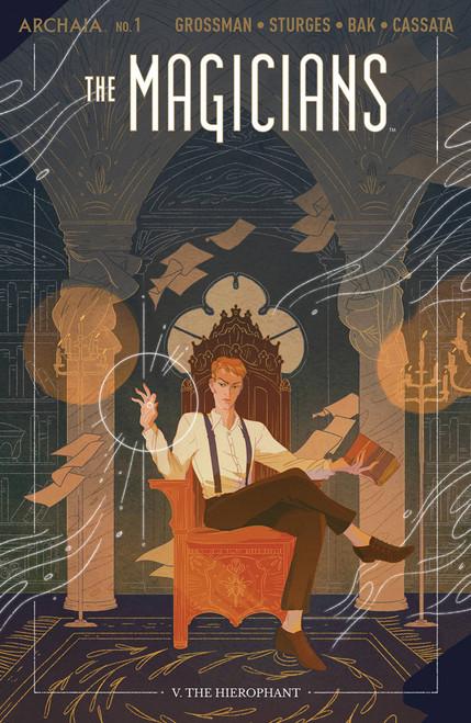 Boom Studios Magicians #1 of 5 Comic Book [Alexa Sharpe Cover B]