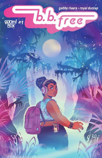 Boom Studios B B Free #1 of 12 Comic Book