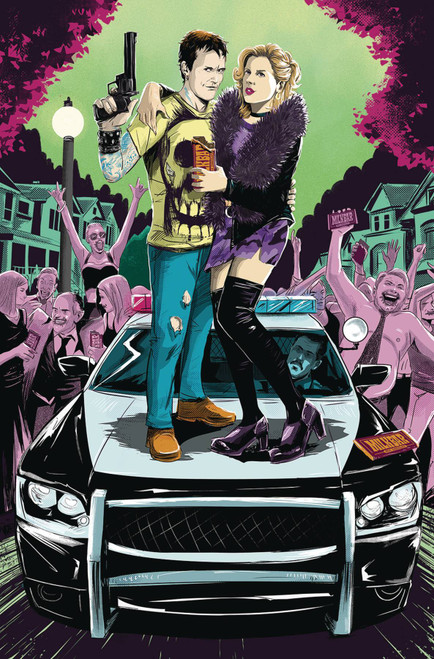 Boom Studios Buffy The Vampire Slayer #9 Comic Book [Ryan Inzana Cover D]