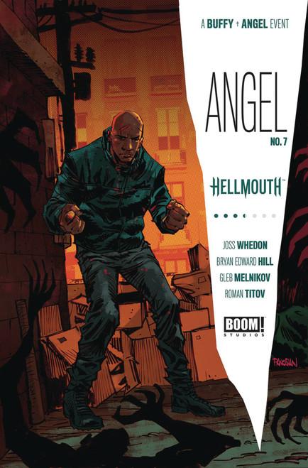 Boom Studios Angel #7 Comic Book