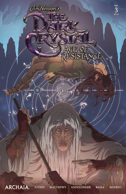 Boom Studios Jim Henson Dark Crystal #3 Age of Resistance Comic Book [Cover A]