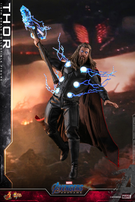 Marvel Avengers Endgame Thor Collectible Figure [Non-Refundable Deposit] (Pre-Order ships March 2021)