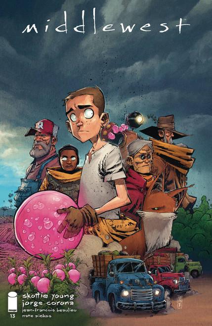 Image Comics Middlewest #13 Comic Book