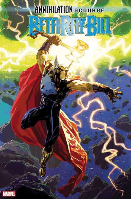 Marvel Comics Annihilation #1 Scourge Beta Ray Bill Comic Book