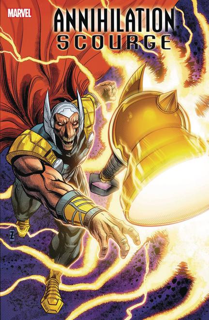 Marvel Comics Annihilation #1 Scourge Beta Ray Bill Comic Book [Patrick Zircher Variant Cover]