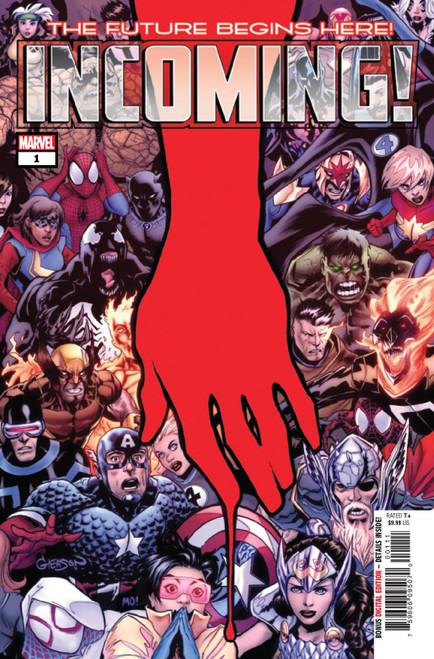 Marvel Comics Incoming! #1 Comic Book