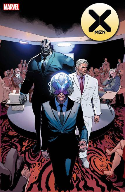 Marvel X-Men #4 Comic Book
