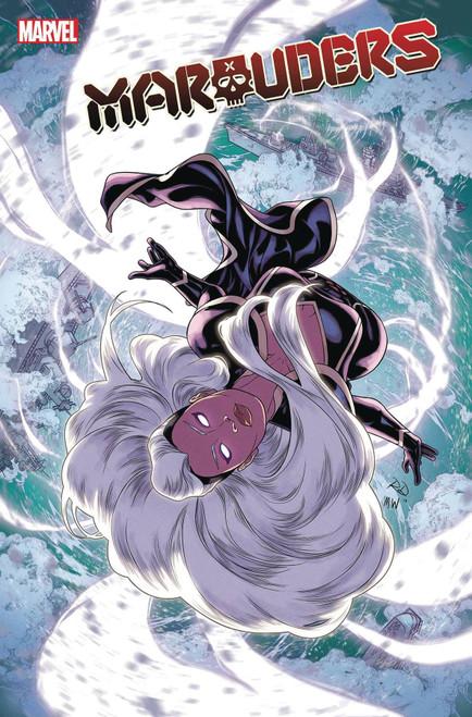 Marvel Marauders #4 Comic Book