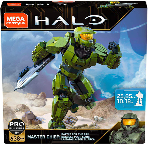 Halo Master Chief Battle For the Ark Set