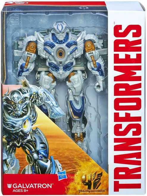 Transformers Age of Extinction Generations Galvatron Voyager Action Figure [Damaged Package]