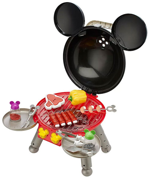 Disney Mickey Mouse Barbecue Grill Exclusive Playset