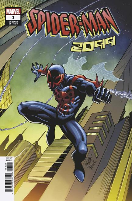 Marvel Comics Spider-Man 2099 #1 Comic Book [Ron Lim Variant Cover]