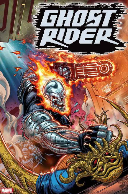Marvel Comics Ghost Rider 2099 #1 Comic Book [Ron Lim Variant Cover]