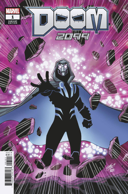 Marvel Comics Doctor Doom 2099 #1 Comic Book [Ron Lim Variant Cover]