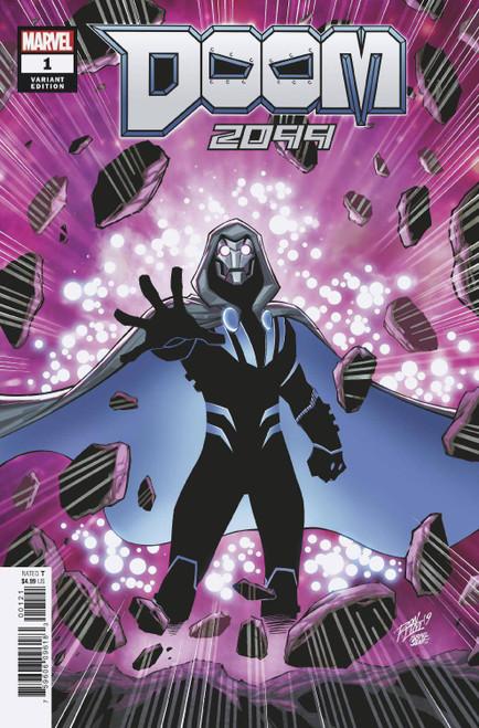 Marvel Comics Doctor Doom 2099 #1 Comic Book [Ron Lim Variant Cover]