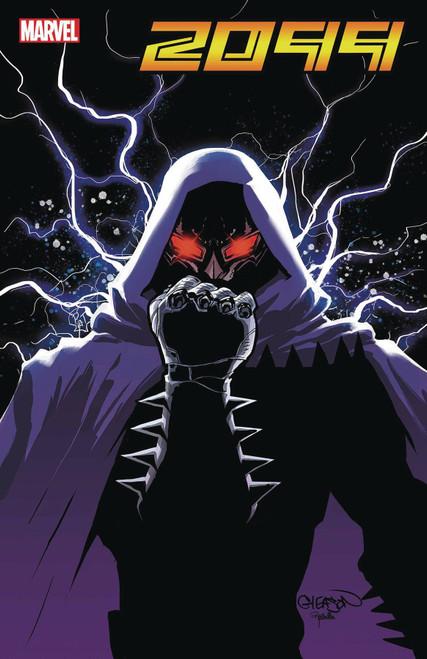 Marvel Omega 2099 #1 Comic Book