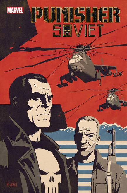 YOU PICK PUNISHER SOVIET # 3 NM NEVER READ    MARVEL 2020 4 OR 5