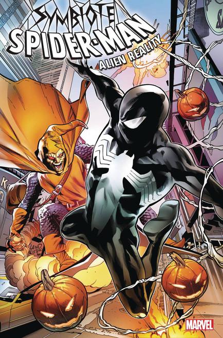 Marvel Comics Symbiote Spider-Man #1 of 5 Alien Reality Comic Book