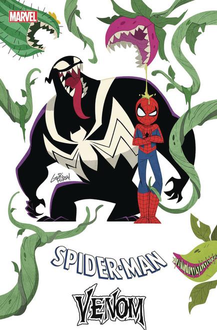 Marvel Comics Spider-Man & Venom Double Trouble #2 Comic Book