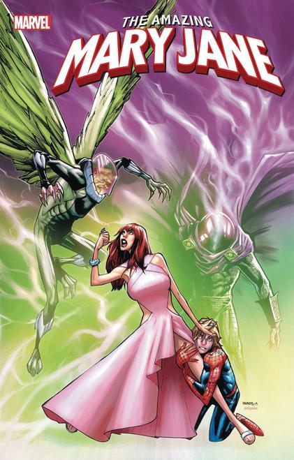 Marvel Comics The Amazing Mary Jane #3 Comic Book