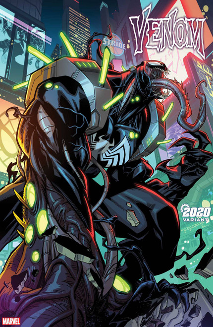 Marvel Venom #21 Comic Book [Khary Randolph 2020 Variant Cover]