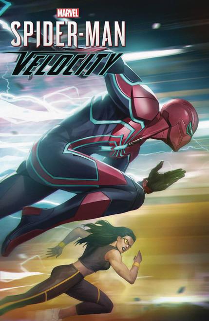 Marvel Spider-Man Velocity #5 Comic Book