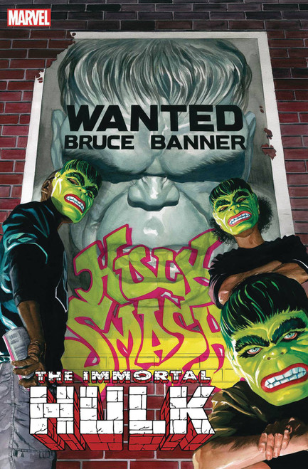 Marvel Comics The Immortal Hulk #28 Comic Book