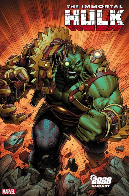 Marvel Comics The Immortal Hulk #28 Comic Book [Dale Keown Variant Cover]