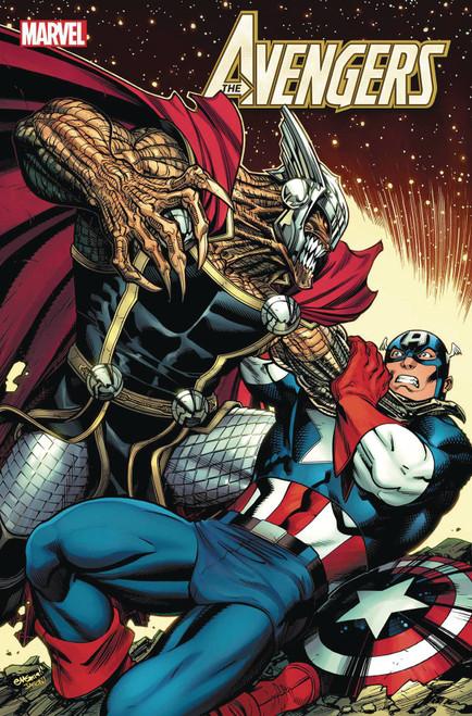 Marvel Avengers #28 Comic Book