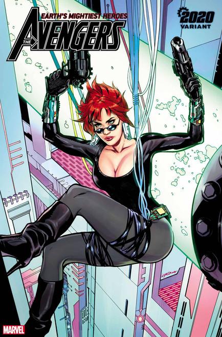 Marvel Avengers #28 Comic Book [Emanuela Lupacchino 2020 Variant Cover]