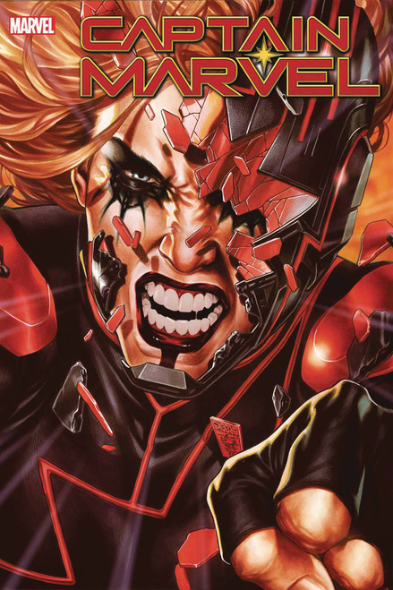 Marvel Comics Captain Marvel #13 Comic Book