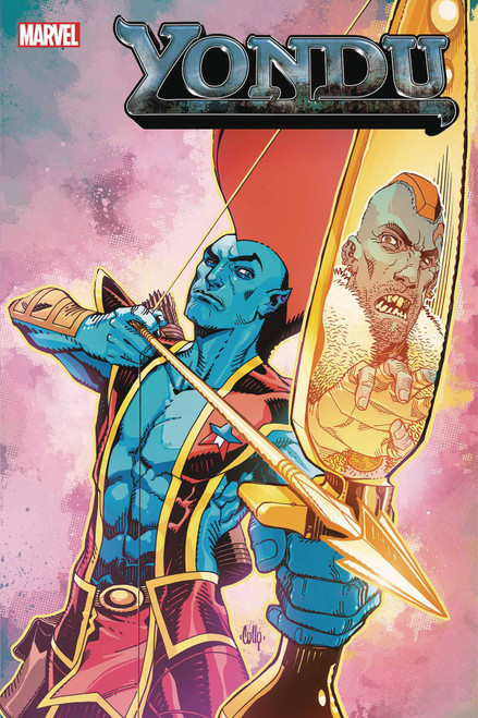Marvel Comics Yondu #3 of 5 Comic Book