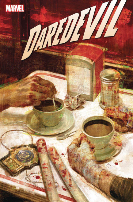 Marvel Comics Daredevil #14 Comic Book