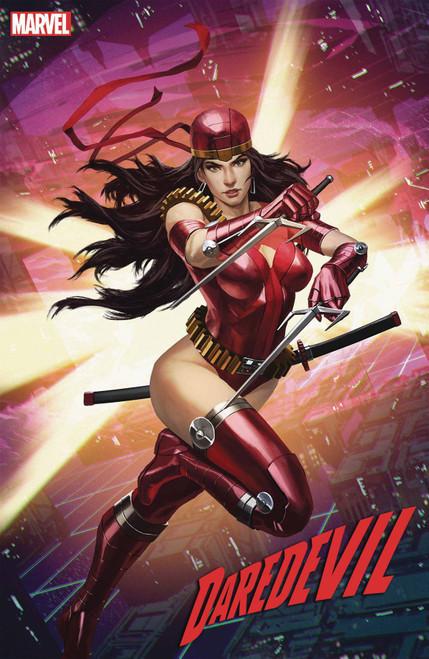 Marvel Comics Daredevil #14 Comic Book [Skan 2020 Variant Cover]