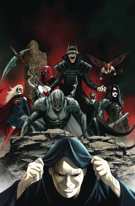 DC Year Of The Villain Hell Arisen #1 Comic Book
