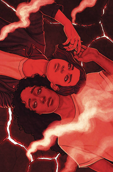 DC Black Label Low Low Woods #1 of 6 Hill House Comics Comic Book [Jenny Frison Variant Cover]