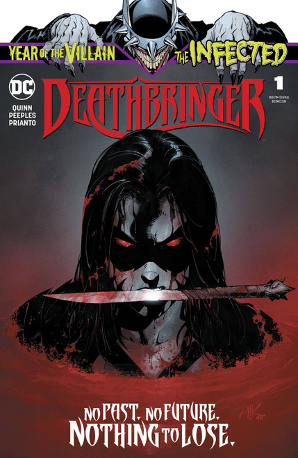 DC Infected #1 Deathbringer Comic Book