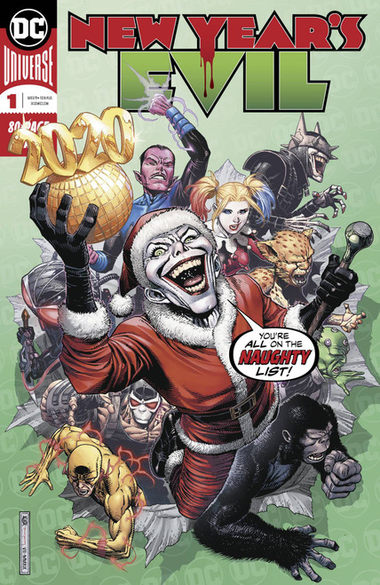 DC New Years Evil #1