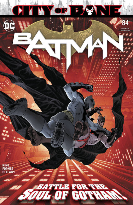 DC Batman #84 Comic Book