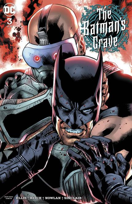 DC Batman's Grave #3 of 12 Comic Book